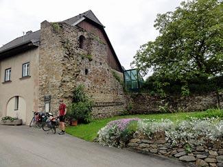 romeinse-toren in Barcharnsdorf