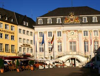 Das alte Rataus von Bonn