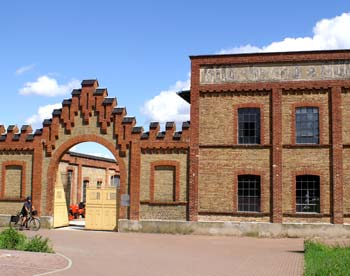 das ehemalige KZ Osthofen