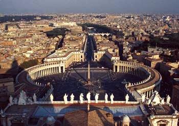 Der St. Petersplatz